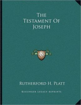 The Testament Of Joseph