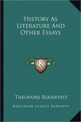 History As Literature And Other Essays