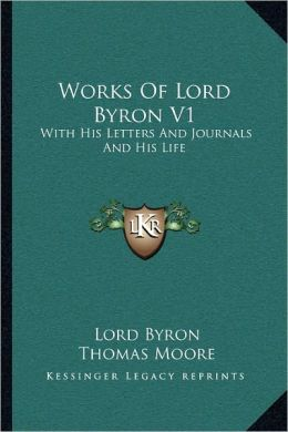 Works Of Lord Byron V1