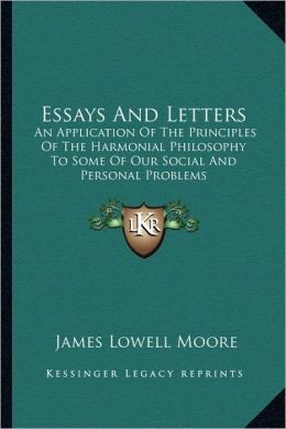 Essays And Letters