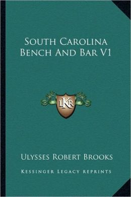 South Carolina Bench And Bar V1