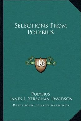 Selections From Polybius