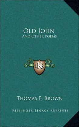 Old John