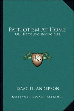 Patriotism At Home