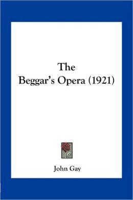 The Beggar's Opera (1921)