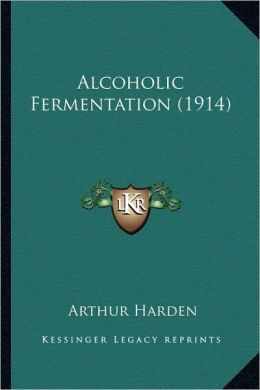 Alcoholic Fermentation (1914)