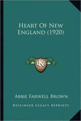 Heart Of New England (1920)