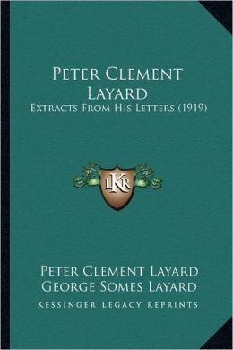 Peter Clement Layard