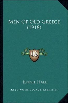 Men Of Old Greece (1918)