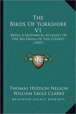 The Birds Of Yorkshire V1