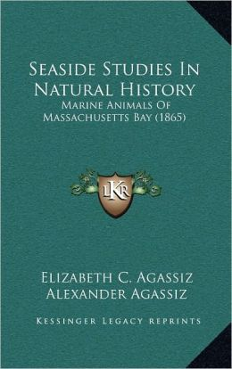 Seaside Studies In Natural History: Marine Animals Of Massachusetts Bay (1865)