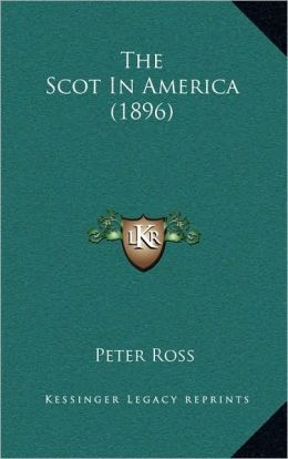 The Scot In America (1896)