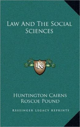 Law And The Social Sciences