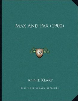 Max And Pax (1900)