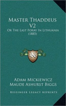 Master Thaddeus V2