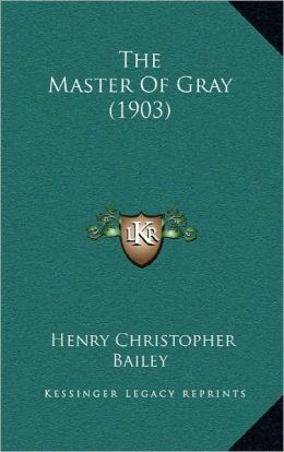 The Master Of Gray (1903)