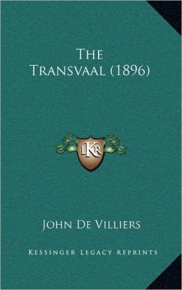 The Transvaal (1896)