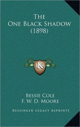 The One Black Shadow (1898)