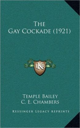 The Gay Cockade (1921)