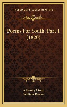 Poems For Youth, Part 1 (1820)
