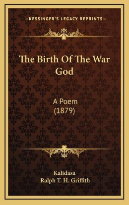 The Birth Of The War God: A Poem (1879)