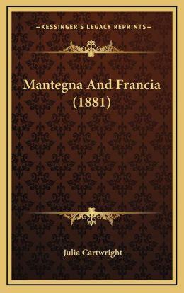 Mantegna And Francia (1881)