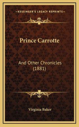 Prince Carrotte