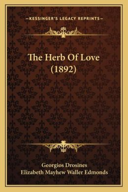 The Herb Of Love (1892)