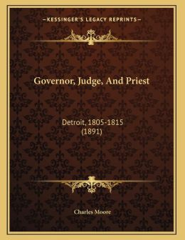 Governor, Judge, And Priest