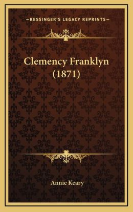 Clemency Franklyn (1871)