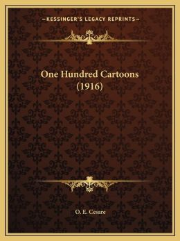 One Hundred Cartoons (1916)