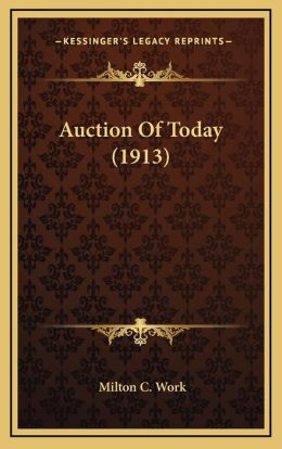 Auction Of Today (1913)