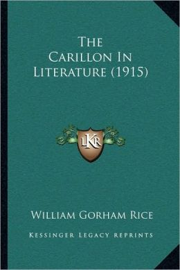The Carillon in Literature (1915)