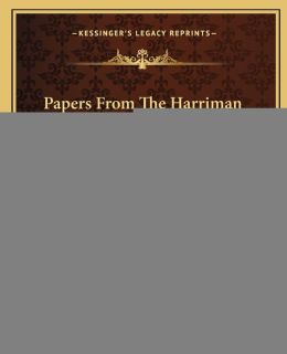 Papers from the Harriman Alaska Expedition V25: The Algae (1901)