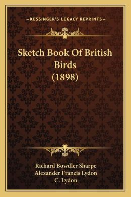 Sketch Book Of British Birds (1898)