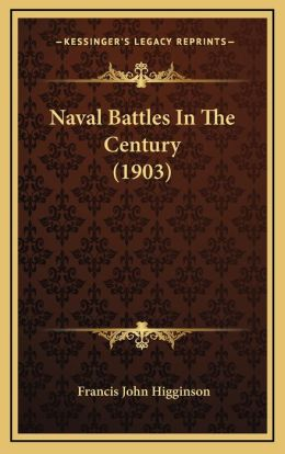 Naval Battles in the Century (1903)
