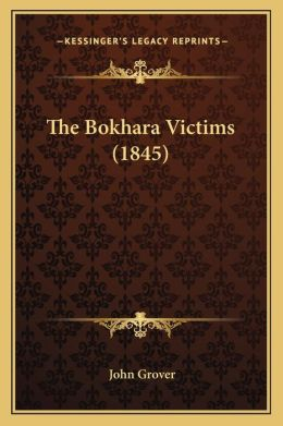 The Bokhara Victims (1845)