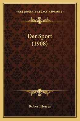 Der Sport (1908)