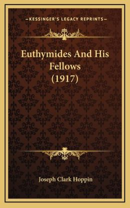 Euthymides And His Fellows (1917)