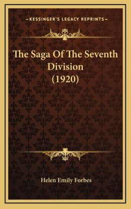 The Saga Of The Seventh Division (1920)