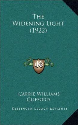 The Widening Light (1922)