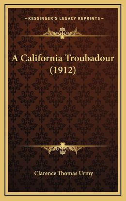 A California Troubadour (1912)