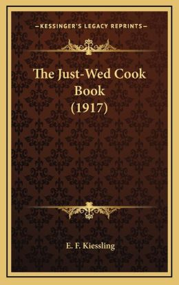 The Just-Wed Cook Book (1917)