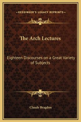 The Arch Lectures