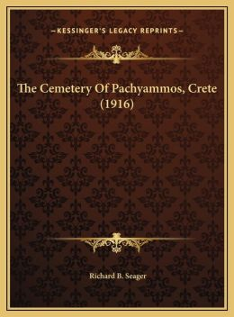 The Cemetery Of Pachyammos, Crete (1916)