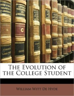 The Evolution Of The College Student