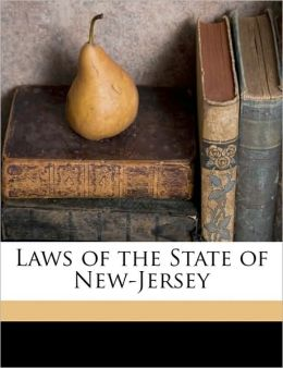 Laws of the State of New-Jersey