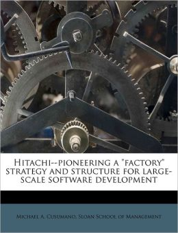 Hitachi--pioneering a