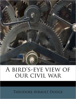 A bird's-eye view of our civil war