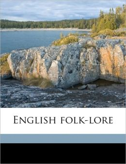English folk-lore